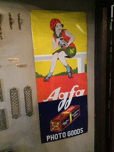 Agfa Decoratie