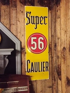 Super 56 Caulier decoratie