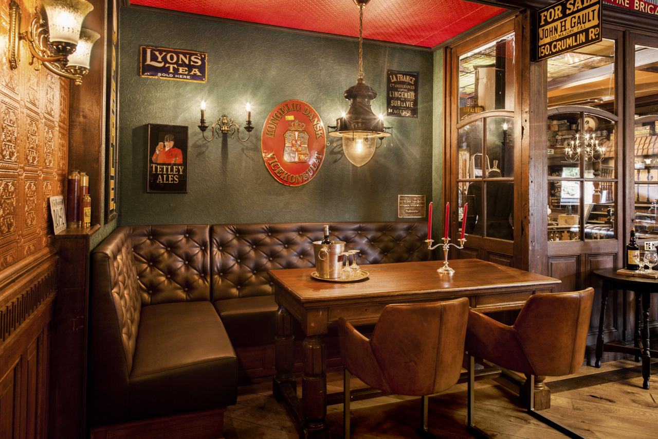 Engelse kroeg engelse pub grand caf interieur for Interieur restaurant