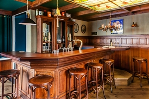 Grand Café interieur | Café | Horeca Interieurbouw | Engelse Pub