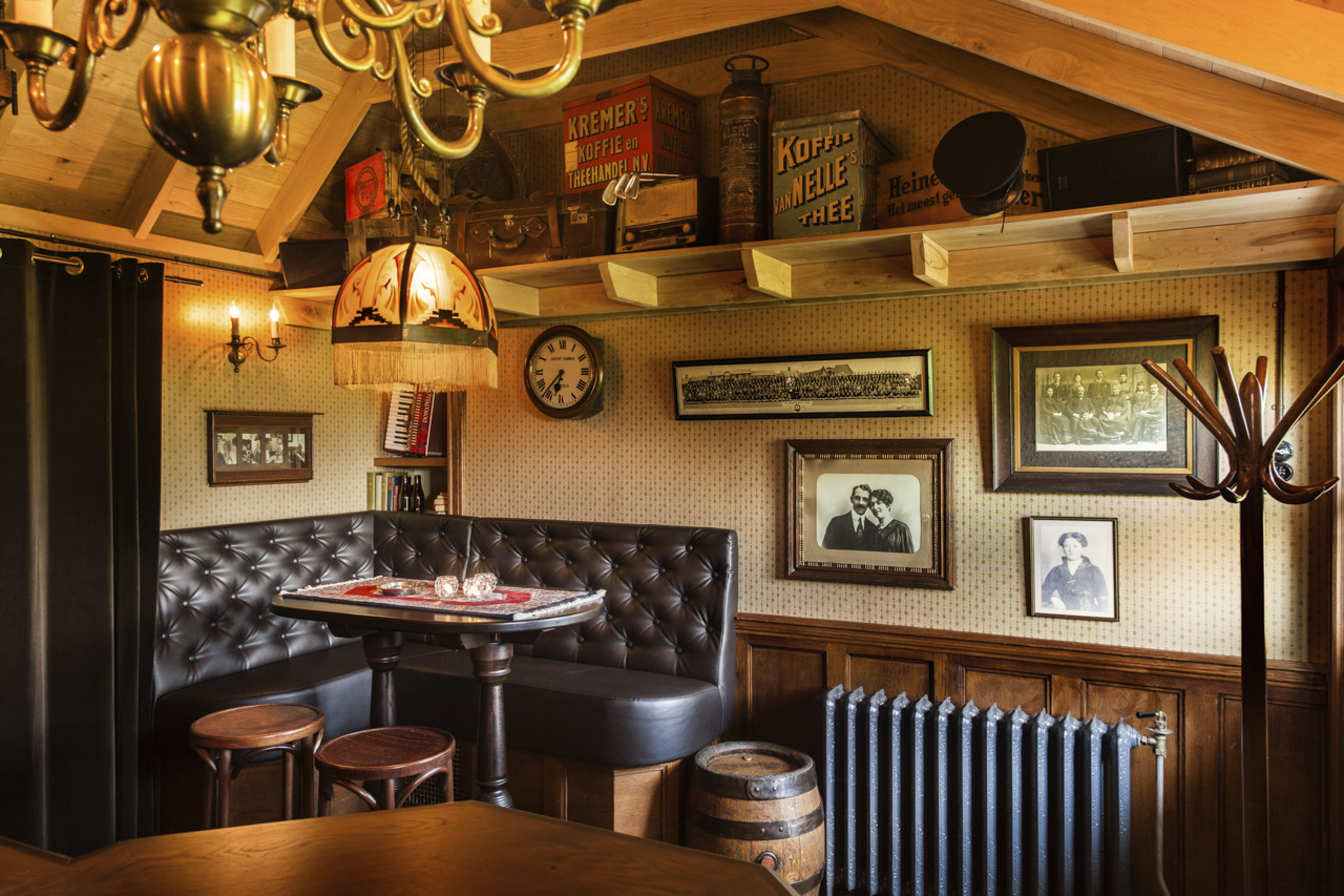 jordaans caf amsterdamse kroeg horeca interieur mancave